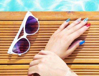 S for Summer: Τα καλοκαιρινά nail colors &designs που θα λατρέψετε