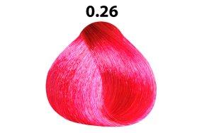 Βαφή μαλλιών Νο 0.26 φούξια Special Meches, 100ml