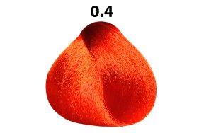 Βαφή μαλλιών Νο 0.4 χάλκινο Special Meches, 100ml