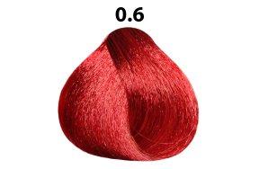 Βαφή μαλλιών Νο 0.6 κόκκινο Special Meches, 100ml