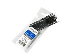 Φουρκέτες μαλλιών μαύρο 20τεμ