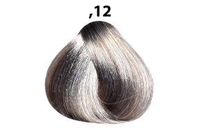 Βαφή μαλλιών Νο  .12 βιολέ γκρι καφέ, 100ml