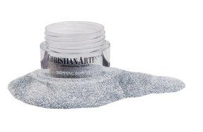 Σκόνη dipping Νο 15 ασημί glitter, 28g