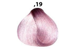 Βαφή μαλλιών Νο  .19 γκρι περλέ, 100ml