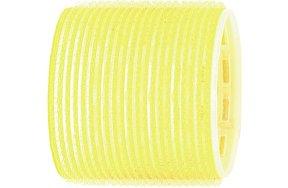Αυτοκόλλητα ρολά κίτρινο 65mm 6τεμ