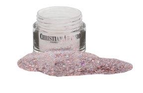 Σκόνη dipping Νο 49 ροζ glitter/παγιέτα, 28g