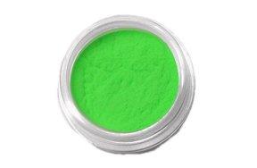 Χρωματιστή ακρυλική σκόνη Νο 06 νέον πράσινο, 4g