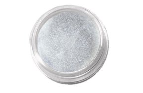 Χρωματιστή ακρυλική σκόνη Νο 19 ασημί glitter, 4g
