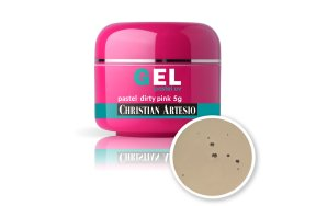 Uv Gel Pastel Dirty Pink B9, 5g