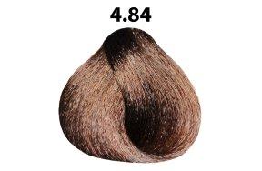 Βαφή μαλλιών Νο 4.84 καστανό φουντουκί, 100ml