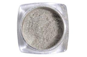 Σκόνη καθρέφτης ασημί, 2g