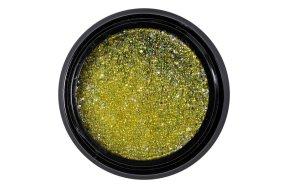 Στρας Crystal Pixie κίτρινο ιριδίζον, 2g