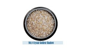 Στρας Crystal Pixie χρυσό ιριδίζον, 2g