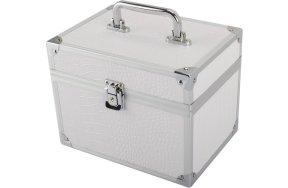 Βαλίτσα αλουμινίου λευκό