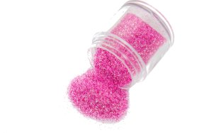 Σκόνη φουξ ιριδίζον glitter, 10g
