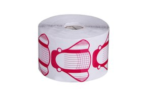 Χάρτινη φόρμα χτισίματος πεταλούδα ροζ 500τεμ