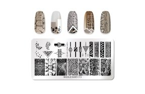 Πλακέτα σχεδίων στάμπας 12cm x 6cm
