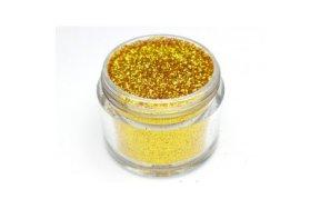 Σκόνη χρυσό glitter, 7g