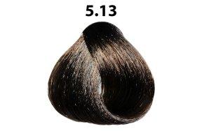 Βαφή μαλλιών Νο 5.13 καστανό ανοιχτό σαντρέ χρυσαφί, 100ml
