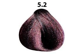 Βαφή μαλλιών Νο 5.2 καστανό ανοιχτό ιριζέ, 100ml