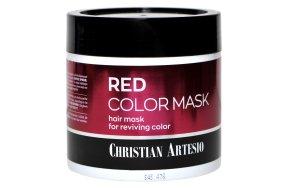 Επαγγελματική μάσκα μαλλιών κόκκινο, 500ml