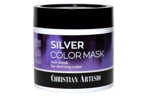 Επαγγελματική μάσκα μαλλιών βιολέ (ξανθά και ασημί μαλλιά), 500ml
