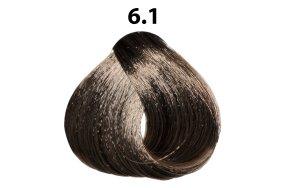 Βαφή μαλλιών Νο 6.1 ξανθό σκούρο σαντρέ, 100ml