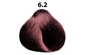 Βαφή μαλλιών Νο 6.2 ξανθό σκούρο ιριζέ, 100ml