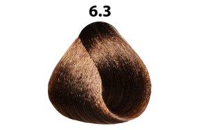 Βαφή μαλλιών Νο 6.3 ξανθό σκούρο χρυσαφί, 100ml