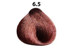 Βαφή μαλλιών Νο 6.5 ξανθό σκούρο μαονί, 100ml