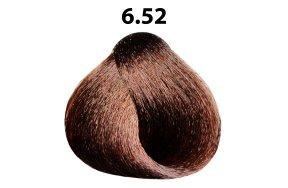 Βαφή μαλλιών Νο 6.52 ξανθό σκούρο ακαζού ιριζέ, 100ml