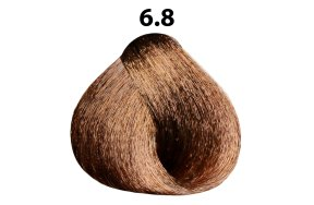 Βαφή μαλλιών Νο 6.8 ξανθό σκούρο κακάο, 100ml