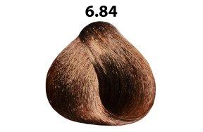 Βαφή μαλλιών Νο 6.84 παλίσσανδρος ανοιχτός, 100ml