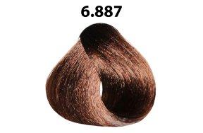 Βαφή μαλλιών Νο 6.887 σοκολατί έντονο, 100ml