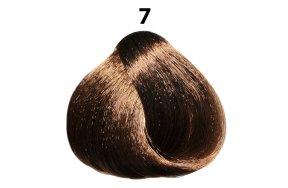 Βαφή μαλλιών Νο 7 ξανθό, 100ml