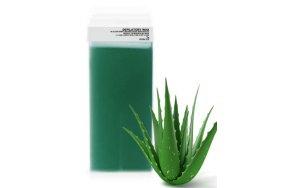 Κερί αποτρίχωσης ρολέτα πράσινη αλόη, 100ml