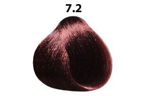 Βαφή μαλλιών Νο 7.2 ξανθό ιριζέ, 100ml