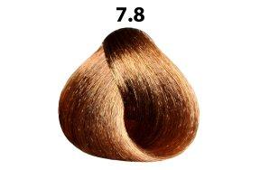 Βαφή μαλλιών Νο 7.8 ξανθό κακάο, 100ml