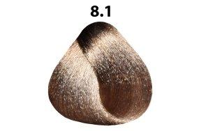 Βαφή μαλλιών Νο 8.1 ξανθό ανοιχτό σαντρέ, 100ml