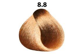 Βαφή μαλλιών Νο 8.8 ξανθό ανοιχτό κακάο, 100ml