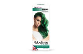 Rebellious ημιμόνιμη βαφή μαλλιών Enchanted Forest, 70ml