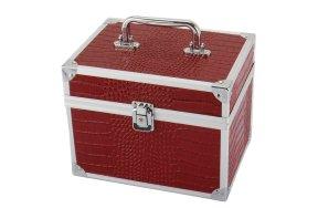 Βαλίτσα αλουμινίου κόκκινο