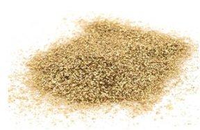 Σκόνη χρυσό glitter, 3g