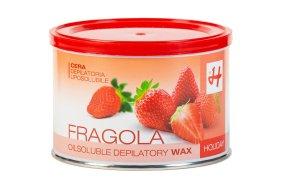 Κερί αποτρίχωσης σε δοχείο φράουλα, 400g