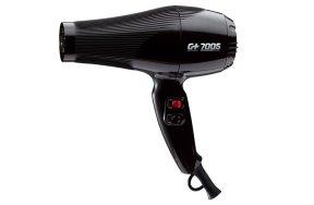 Πιστολάκι μαλλιών μαύρο Gamma Piu 7005 2500Watt