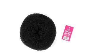 Μπομπάρι μαλλιών 14cm XL μαύρο