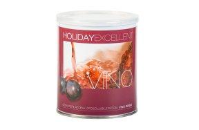 Κερί αποτρίχωσης σε δοχείο με άρωμα παλαιωμένου κόκκινου κρασιού, 800g